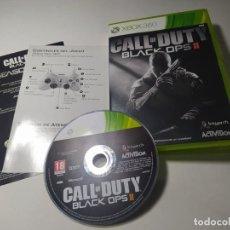 Videojogos e Consolas: CALL OF DUTY BLACK OPS ( XBOX 360 - PAL - ESP). Lote 275463733