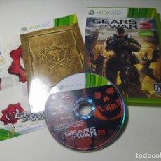 Videojogos e Consolas: GEAR OF WAR 3 ( XBOX 360 - PAL - ESP) (1). Lote 275464748