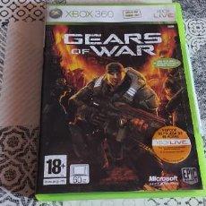 Videojuegos y Consolas: GEARS OF WAR XBOX 360 PAL ESPAÑA PRIMERA EDICION. Lote 275486548