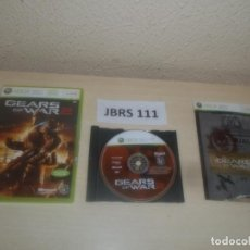 Videojuegos y Consolas: XBOX 360 - GEARS OF WAR 2 , PAL ESPAÑOL , COMPLETO. Lote 275918583