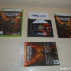 Videojuegos y Consolas: XBOX 360 - GEARS OF WAR , PAL ESPAÑOL , COMPLETO. Lote 275918673