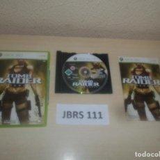 Videojuegos y Consolas: XBOX 360 - TOMB RAIDER UNDERWORLD , PAL ESPAÑOL , COMPLETO. Lote 275924133