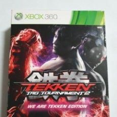 Videojuegos y Consolas: TEKKEN TAG TOURNAMENT 2 WE ARE TEKKEN EDITION ESTADO IMPECABLE MAS ARTICULOS NEGOCIABLE. Lote 275960483