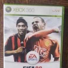Videojuegos y Consolas: FIFA 09 2009 - JUEGO PAL - FUNCIONANDO - .XBOX 360. Lote 276302118