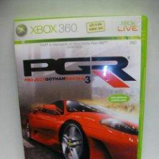 Videojuegos y Consolas: PGR3 PARA XBOX360. Lote 276817023