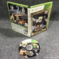 Videojuegos y Consolas: NARUTO SHIPPUDEN ULTIMATE NINJA STORM 3 FULL BURST MICROSOFT XBOX 360. Lote 277194568