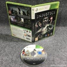 Videojuegos y Consolas: INJUSTICE GODS AMONG US MICROSOFT XBOX 360. Lote 277194583
