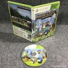 Videojuegos y Consolas: MINECRAFT MICROSOFT XBOX 360. Lote 277194588