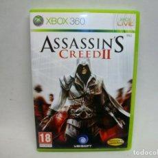 Videojuegos y Consolas: ASSASIN'S CREED II JUEGO DE XBOX 360. Lote 277639723