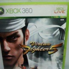 Videojuegos y Consolas: VIRTUA FIGHTER 5 PARA XBOX 360. Lote 277643028