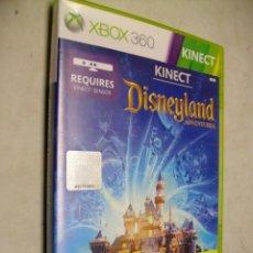 Videojuegos y Consolas: DISNEYLAND ADVENTURES JUEGO PARA XBOX 360. Lote 278180528