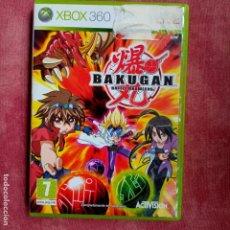 Videojuegos y Consolas: BAKUGAN - BATTLE BRAWLERS - XBOX 360 CON MANUAL DE INSTRUCCIONES. Lote 278595503