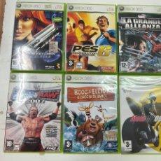 Videojuegos y Consolas: LOTE DE 6 JUEGOS PARA LA XBOX 360.. Lote 278701433