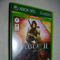Videojuegos y Consolas: FABLE II JUEGO PARA LA XBOX 360. Lote 279579218