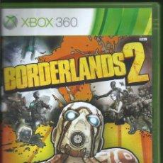 Videojuegos y Consolas: BORDERLANDS 2 (INCL. MANUAL). Lote 282469593