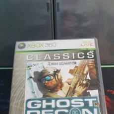 Videojuegos y Consolas: XBOX 360 GHOST RECON ADVANCED WARFIGHTER. Lote 282534833