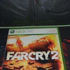 Videojuegos y Consolas: XBOX 360 FARCRY 2. Lote 283939783