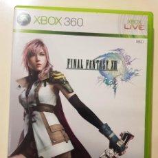 Videojuegos y Consolas: XBOX 360 FINAL FANTASY XIII (EDICIÓN 3 DISCOS). Lote 209869603