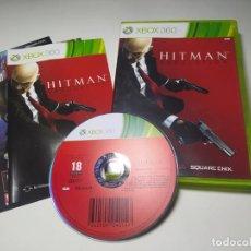 Videojogos e Consolas: HITMAN ABSOLUTION ( XBOX 360 - PAL- ESP)(1). Lote 285285573