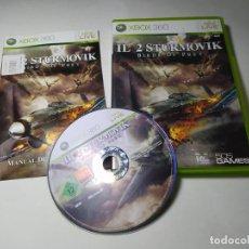Jeux Vidéo et Consoles: IL 2 STURMOVIK BIRDS OF PREY ( XBOX 360 - PAL- ESP)(1). Lote 285304168