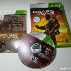 Jeux Vidéo et Consoles: GEARS OF WAR 2 ( XBOX 360 - PAL- ESP)(1). Lote 285305283