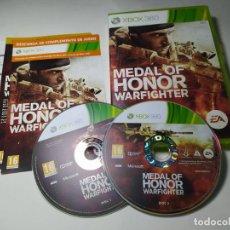 Jeux Vidéo et Consoles: MEDAL OF HONOR WARFIGHTER ( XBOX 360 - PAL- ESP). Lote 285305463