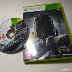 Jeux Vidéo et Consoles: DISHONORED ( XBOX 360 - PAL- ESP). Lote 285310923