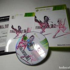Jeux Vidéo et Consoles: FINAL FANTASY XIII-2 ( XBOX 360 - PAL - ESP)(1). Lote 287153083