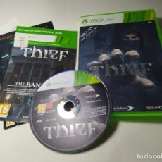 Jeux Vidéo et Consoles: THIEF ( XBOX 360 - PAL - ESP)(1). Lote 287153683