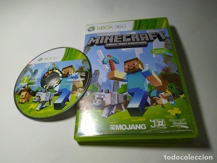 MINECRAFT 360 EDITION ( XBOX 360 - PAL - ESP) (Juguetes - Videojuegos y Consolas - Microsoft - Xbox 360)