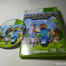 Videojogos e Consolas: MINECRAFT 360 EDITION ( XBOX 360 - PAL - ESP). Lote 287154598