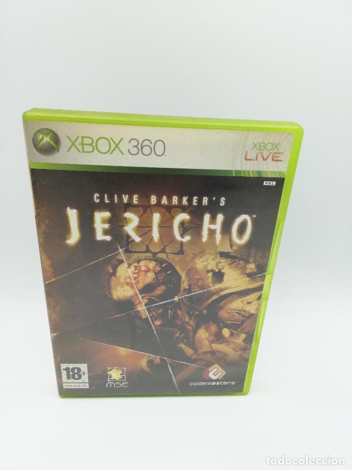 JERICHO XBOX 360 (Juguetes - Videojuegos y Consolas - Microsoft - Xbox 360)
