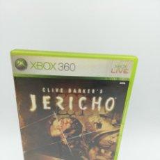 Videojuegos y Consolas: JERICHO XBOX 360. Lote 287579208