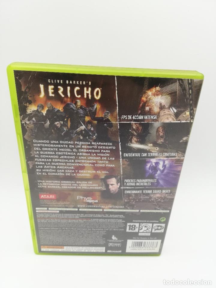 Videojuegos y Consolas: JERICHO XBOX 360 - Foto 2 - 287579208
