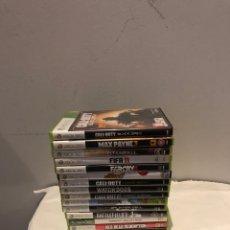 Jeux Vidéo et Consoles: LOTE DE 15 JUEGOS COMPLETOS ORIGINALES XBOX . VER FOTOS. Lote 287589303