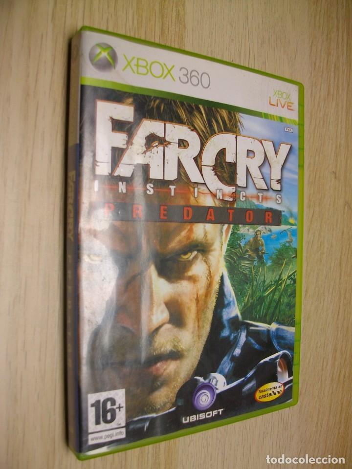 FARCRY INSTINCTS PREDATOR JUEGO DE XBOX 360 (Juguetes - Videojuegos y Consolas - Microsoft - Xbox 360)