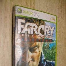Videojuegos y Consolas: FARCRY INSTINCTS PREDATOR JUEGO DE XBOX 360. Lote 287793673