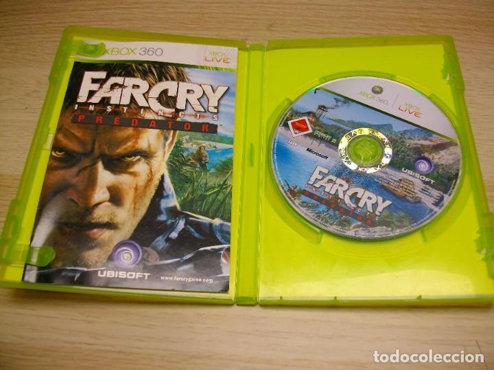 Videojuegos y Consolas: Farcry Instincts Predator JUEGO de Xbox 360 - Foto 2 - 287793673