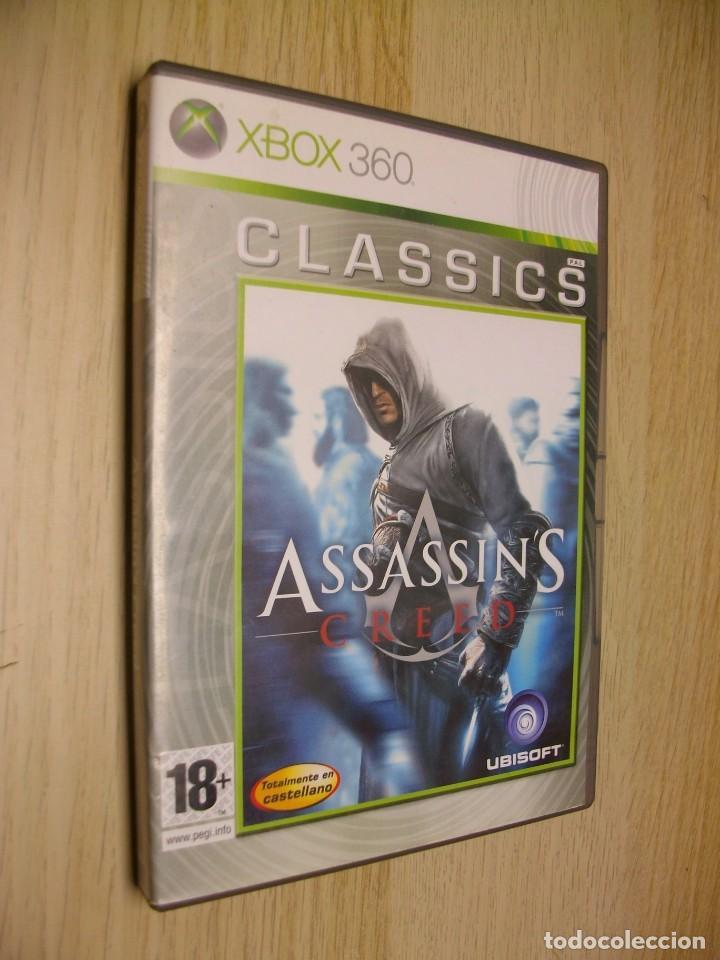 ASSASSINS CREED JUEGO DE XBOX 360 (Juguetes - Videojuegos y Consolas - Microsoft - Xbox 360)