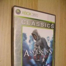 Videojuegos y Consolas: ASSASSINS CREED JUEGO DE XBOX 360. Lote 287793768