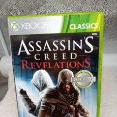Videojuegos y Consolas: ASSASSIN CREED REVELACIONES XBOX 360. Lote 287849028