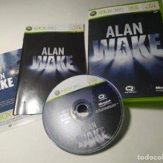 Jeux Vidéo et Consoles: ALAN WAKE ( XBOX 360 - PAL - ESP) (1). Lote 288149423