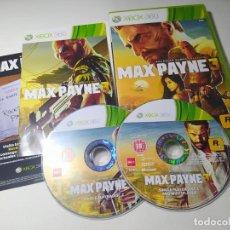 Videojogos e Consolas: MAX PAYNE 3 ( XBOX 360 - PAL - ESP) (1). Lote 288149508