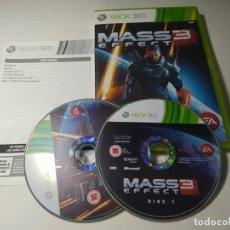 Jeux Vidéo et Consoles: MASS EFFECT 3 ( XBOX 360 - PAL - ESP) (1). Lote 288149573