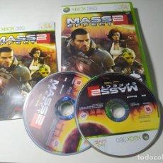 Jeux Vidéo et Consoles: MASS EFFECT 2 ( XBOX 360 - PAL - ESP) (1). Lote 288149613