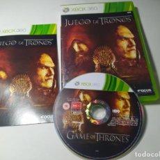 Videojuegos y Consolas: JUEGO DE TRONOS ( XBOX 360 - PAL - ESP) (1). Lote 288149638
