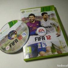 Videojuegos y Consolas: FIFA 12 ( XBOX 360 - PAL - ESP). Lote 288149898
