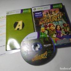 Videojuegos y Consolas: KINECT ADVENTURES ! ( XBOX 360 - PAL - ESP). Lote 288149973