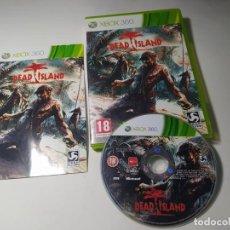 Videojuegos y Consolas: DEAD ISLAND ( XBOX 360 - PAL - ESP). Lote 288150048