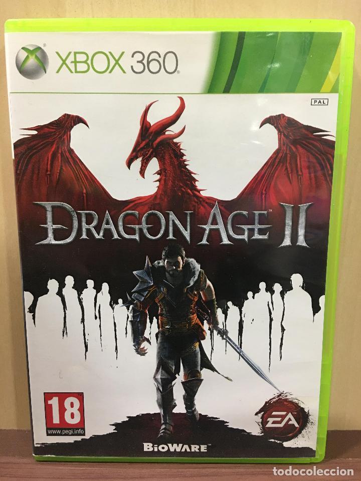 DRAGON AGE 2 - X360 (2ª MANO - BUENO) (Juguetes - Videojuegos y Consolas - Microsoft - Xbox 360)